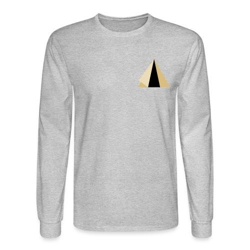 UO WHT - Men's Long Sleeve T-Shirt