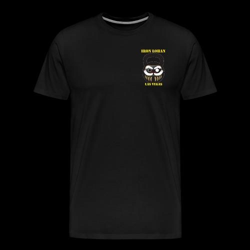 IRON LOHAN - What is a Lohan? - Men's Premium T-Shirt