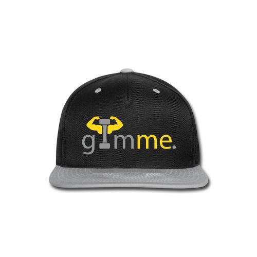 gYmme Snapback - Snap-back Baseball Cap