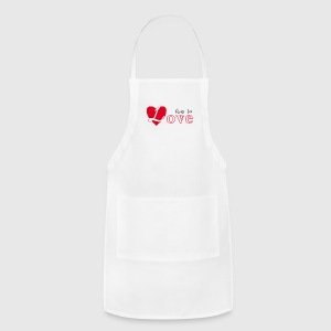 Live in love Aprons - Adjustable Apron