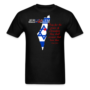 JerUSAlem (Men's SWAG Branded Apparel) - Men's T-Shirt
