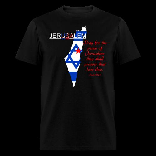 JerUSAlem (Men's SWAG Branded Apparel) - Men's T-Shirt