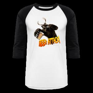 BEER ATTACK! Baseball T-Shirt - Baseball T-Shirt