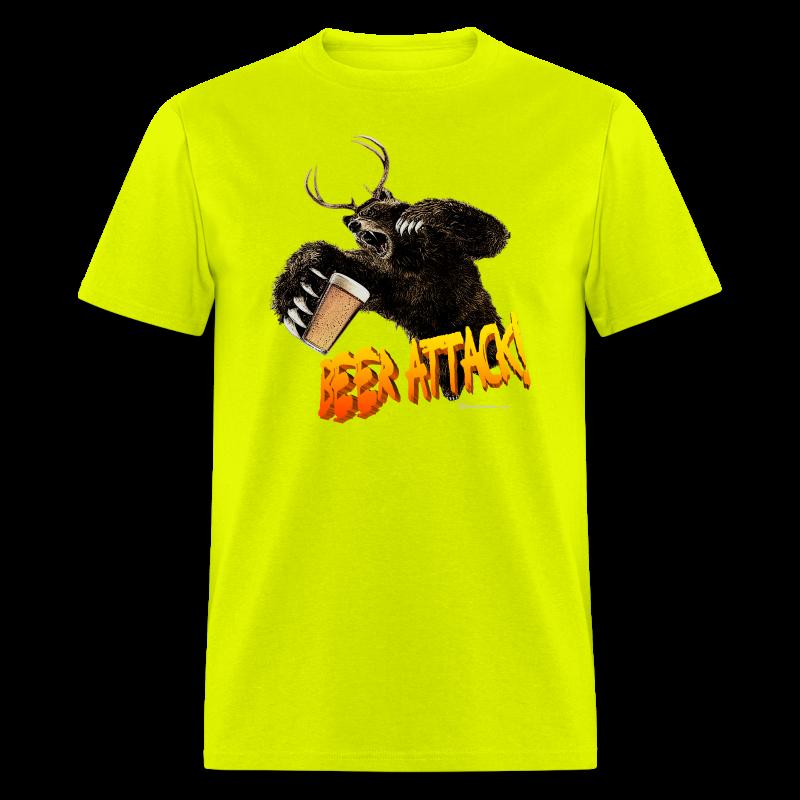 BEER ATTACK! Men's T-Shirt - Men's T-Shirt