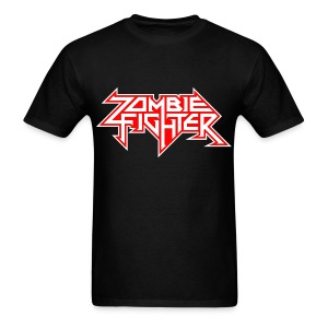Zombie Fighter 1 - Men's T-Shirt