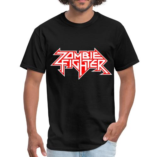 Zombie Fighter 1 - Men's T-Shirt