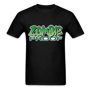 Zombie fighter 2 - Men's T-Shirt
