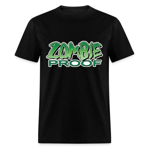 Zombie fighter 2 - Men's T-Shirt