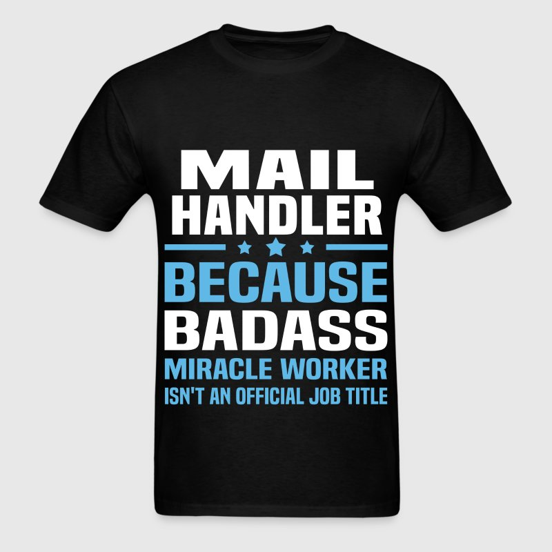 Mail Handler Tshirt - Men's T-Shirt