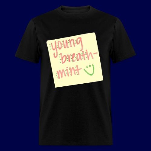 Young Breathmint Post-It - Mens - Men's T-Shirt