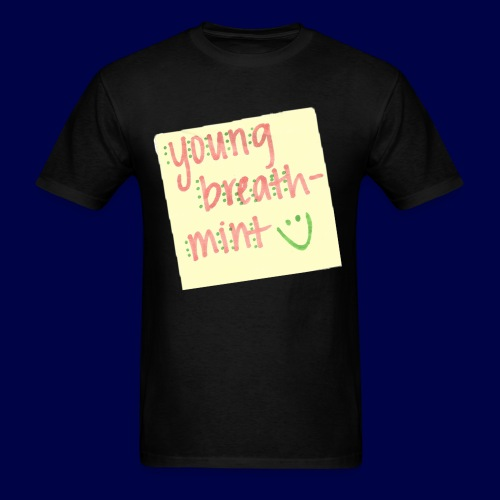 Young Breathmint Post-It - Mens - Men's T-Shirt