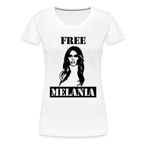 Free Melania - Women's Shirt - Women's Premium T-Shirt