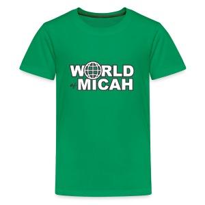 WOM KIDS PREMIUM TEE - Kids' Premium T-Shirt