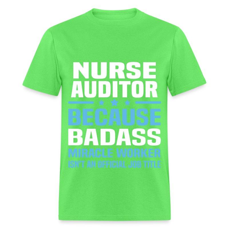 Nurse Auditor TShirt – Nurse Auditor