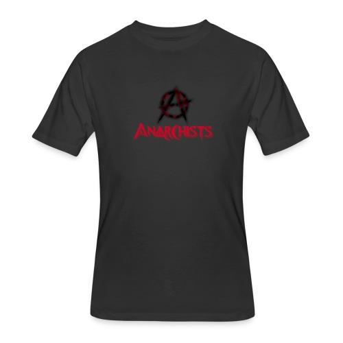 The Anarchists - Men's 50/50 T-Shirt