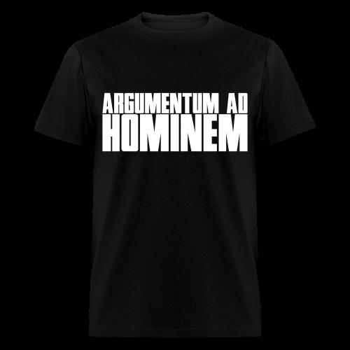 Argumentum Ad Hominem - Men's T-Shirt