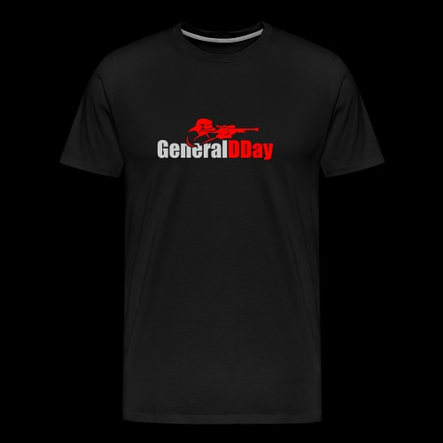 GeneralDDay - Men's Premium T-Shirt