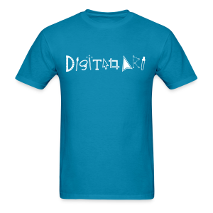 Digital Art Smart (Men's Shirt) - Men's T-Shirt
