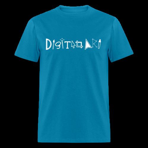 Digital Art Smart (Men's Shirt) - Men's T-Shirt
