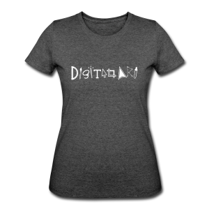 Digital Art Smart (Women's 50/50 Shirt) - Women's 50/50 T-Shirt