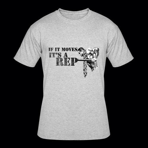 ds training center - Men's 50/50 T-Shirt