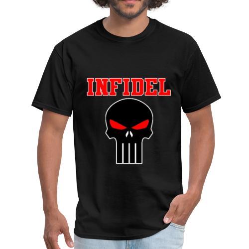 Infidel Punisher - Men's T-Shirt