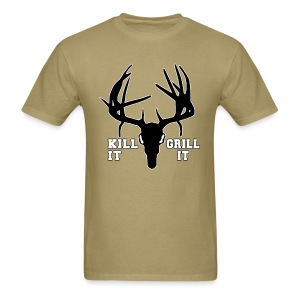 Killit Grillit - Men's T-Shirt