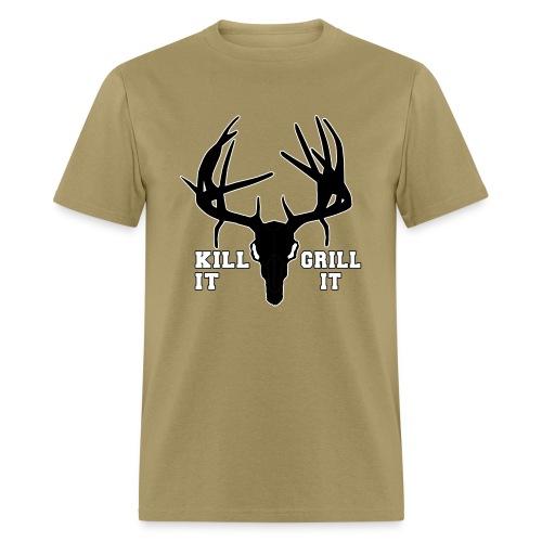 Killit Grillit - Men's T-Shirt