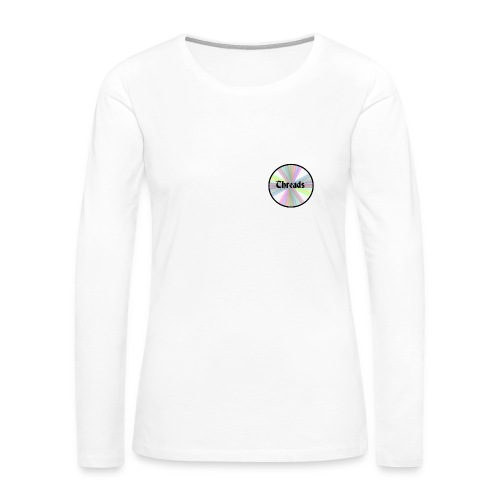 Women's Rainbow Threads Black Outline Long Sleeve - Women's Premium Long Sleeve T-Shirt