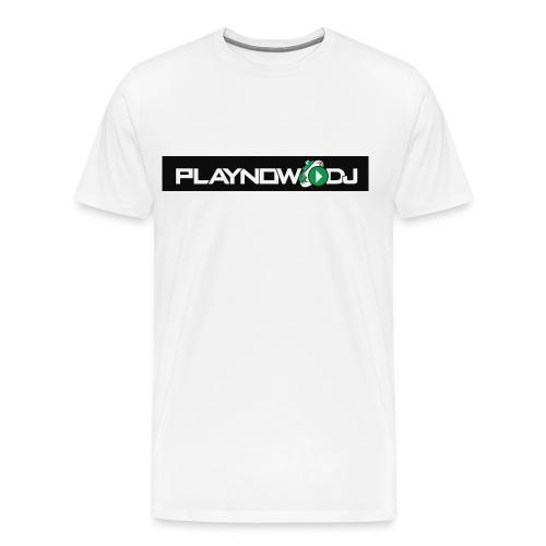 Playnow DJ Original - Men's Premium T-Shirt