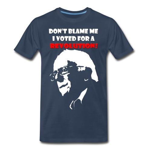 Men's Bernie Premium - Men's Premium T-Shirt