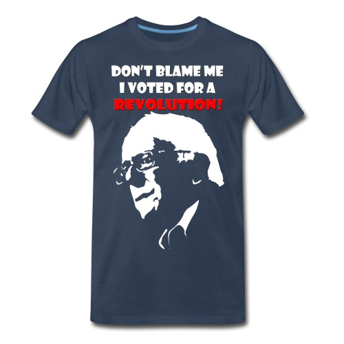 Men's Bernie Premium - Men's Premium T-Shirt