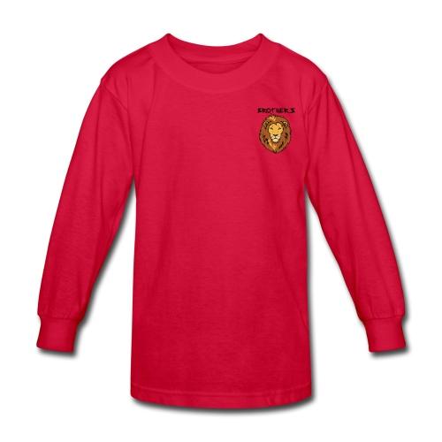 FELPA MATT'S WORLD SENZA CAPPUCCIO - Kids' Long Sleeve T-Shirt