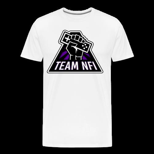 Team NFI T-Shirt (Customizable Name) - Men's Premium T-Shirt