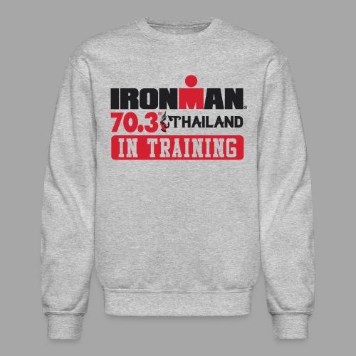 70.3 Thailand In Training Men's Crewneck Sweatshirt - Crewneck Sweatshirt