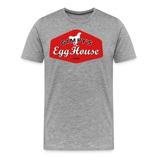 Gimpy's Egg House Shirt - Men's Premium T-Shirt