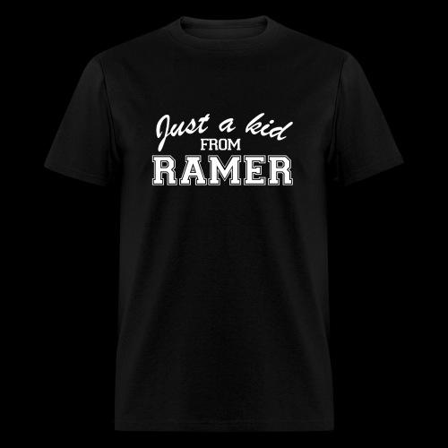 Just a Kid from Ramer - Men's T-Shirt