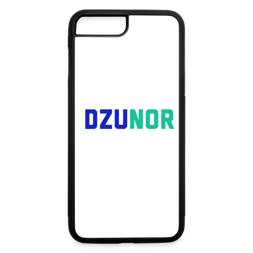 Dzunor Logo. Iphone 7 Plus Case (Dėkliukas) - iPhone 7 Plus/8 Plus Rubber Case