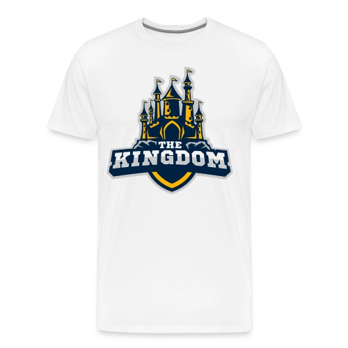 The Kingdom (Men Size) - Men's Premium T-Shirt