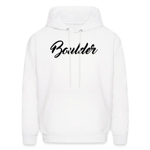 Boulder Fresh Men's Hoodie - Men's Hoodie