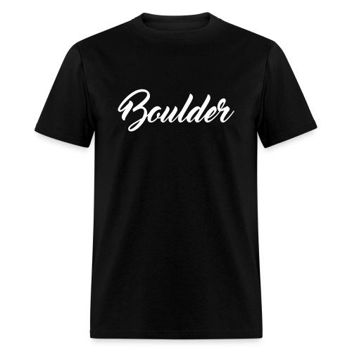 Boulder Fresh Men's T-Shirt - Men's T-Shirt