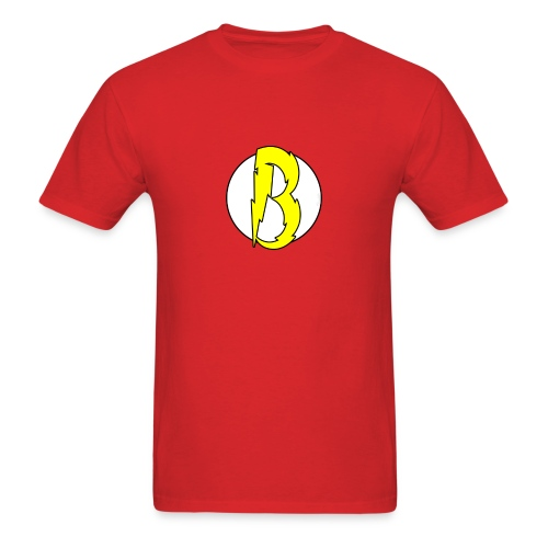 Boulder Super Hero T-Shirt - Men's T-Shirt