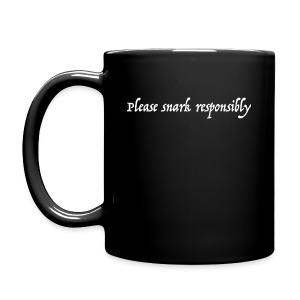 Snark Responsibly Mug - Full Color Mug