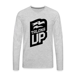 Men's talons up long sleeve - Men's Premium Long Sleeve T-Shirt