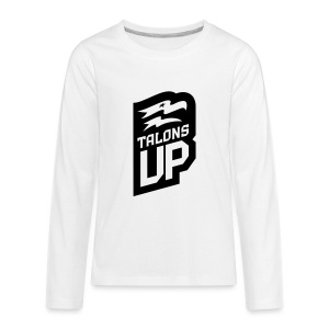 Kid's talons up long sleeve - Kids' Premium Long Sleeve T-Shirt