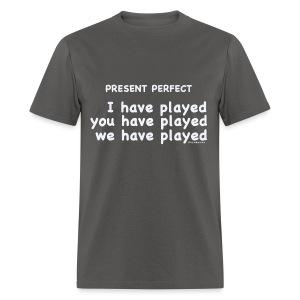 Presente Perfecto - Hemos Jugado - Men's T-Shirt