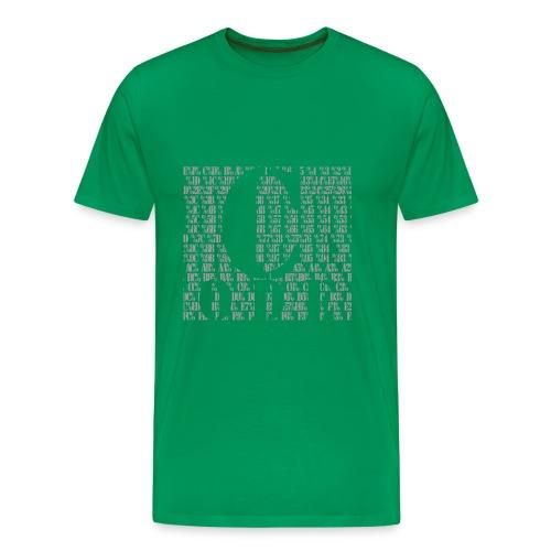 Encoder Decoder - Men's Premium T-Shirt