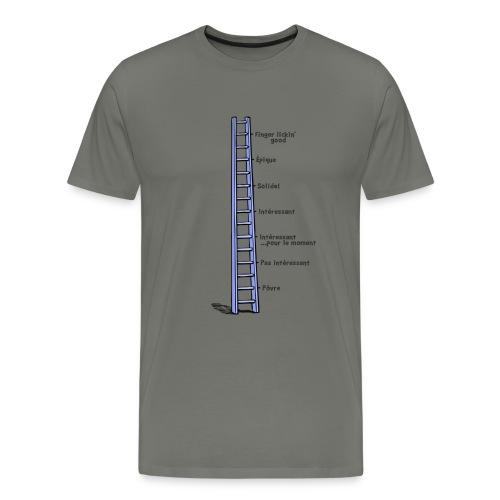 Mini scale - Men's Premium T-Shirt