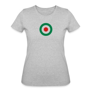 Ladies Italian T Shirt - Women's 50/50 T-Shirt