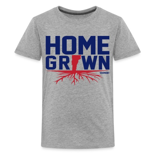 Homegrown Vermont Tee - Kids' Premium T-Shirt